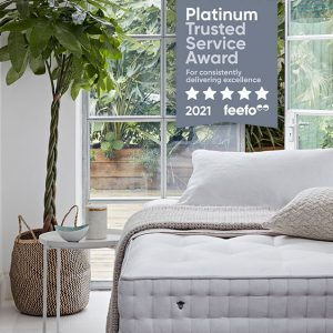 Herdysleep Wins Feefo Platinum Trusted Service Award 2021